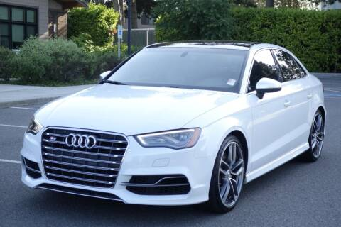 2015 Audi S3 for sale at West Coast Auto Works in Edmonds WA