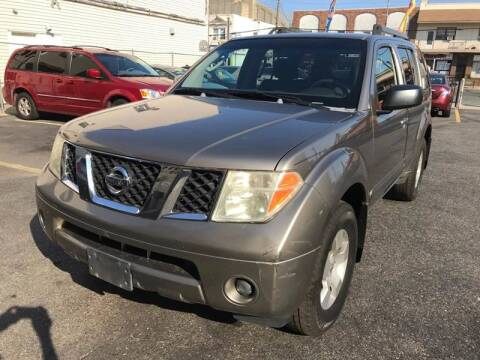 2006 Nissan Pathfinder for sale at Xpress Auto Sales & Service in Atlantic City NJ