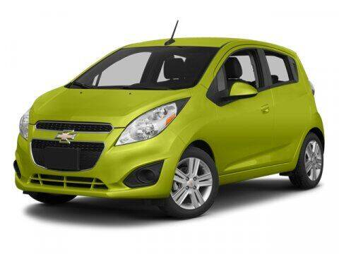 2014 Chevrolet Spark for sale at Jimmys Car Deals in Livonia MI