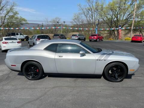 2010 Dodge Challenger for sale at MAGNUM MOTORS in Reedsville PA
