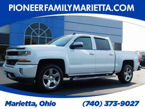 2017 Chevrolet Silverado 1500 for sale at Pioneer Family preowned autos in Williamstown WV