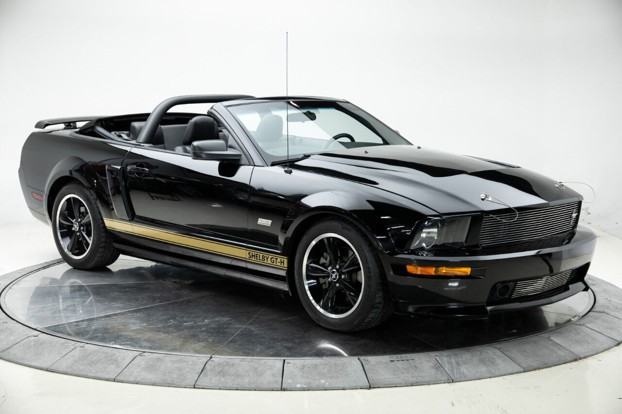 2007 Ford Mustang 7