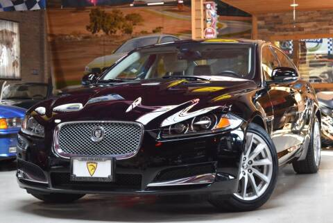 2012 Jaguar XF for sale at Chicago Cars US in Summit IL