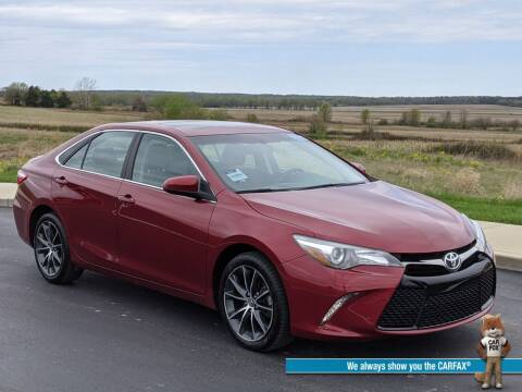 2015 Toyota Camry for sale at Bob Walters Linton Motors in Linton IN