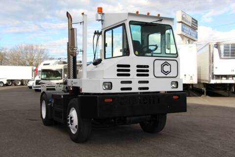 2014 Capacity TJ5000 DOT Yard Spotter for sale at Truck Source Inc. in Portland OR
