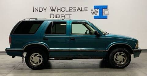 1995 Chevrolet Blazer for sale at Indy Wholesale Direct in Carmel IN