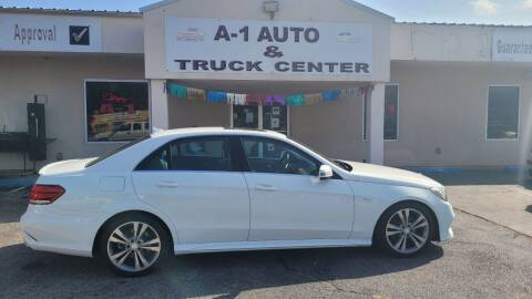 2014 Mercedes-Benz E-Class for sale at A-1 AUTO AND TRUCK CENTER in Memphis TN