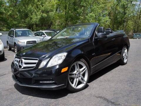 2012 Mercedes-Benz E-Class for sale at Imotobank in Walpole MA