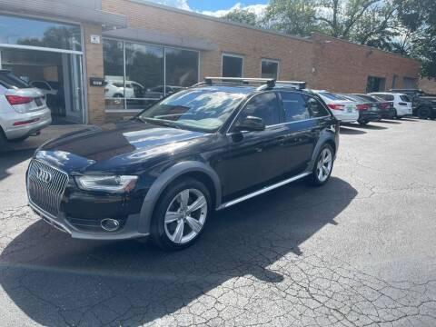 2013 Audi Allroad for sale at Auto Sport INC in Grand Rapids MI
