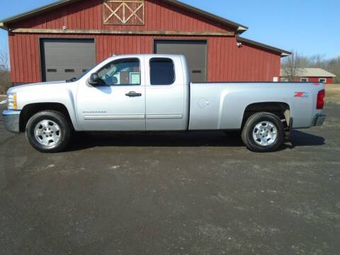 2012 Chevrolet Silverado 1500 for sale at Celtic Cycles in Voorheesville NY