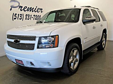 2011 Chevrolet Tahoe for sale at Premier Automotive Group in Milford OH