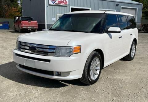 2011 Ford Flex for sale at Hilltop Auto in Prescott MI