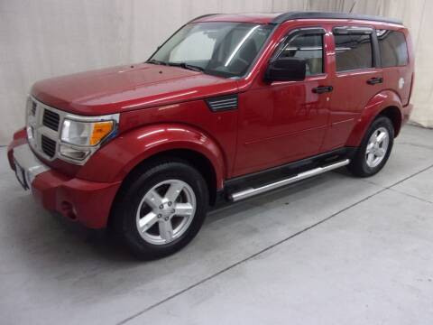 2008 Dodge Nitro for sale at Paquet Auto Sales in Madison OH