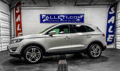 2017 Lincoln MKC for sale at Falleti Motors, Inc.  est. 1976 in Batavia NY