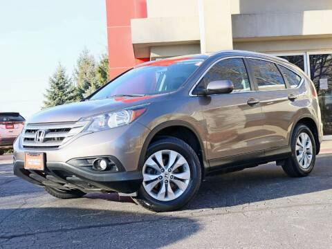 2013 Honda CR-V for sale at Schaumburg Pre Driven in Schaumburg IL