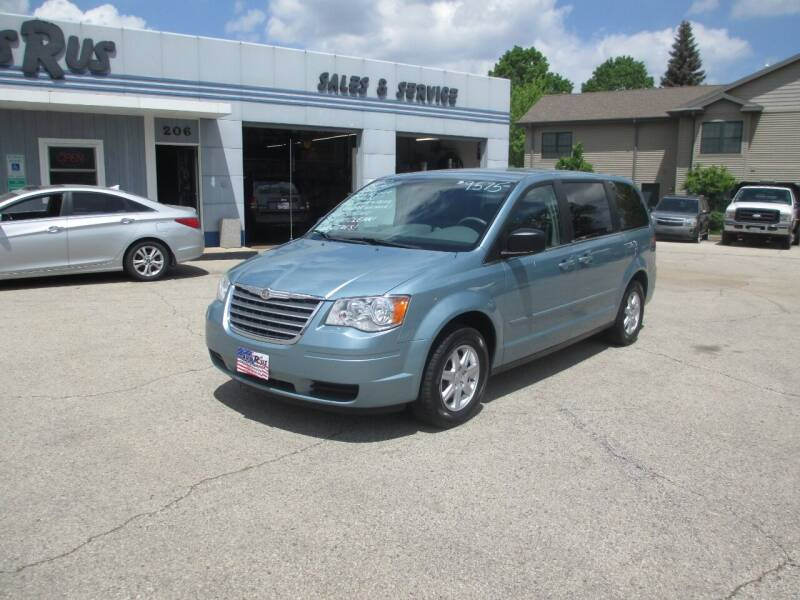 2010 Chrysler Town and Country for sale at Cars R Us Sales & Service llc in Fond Du Lac WI