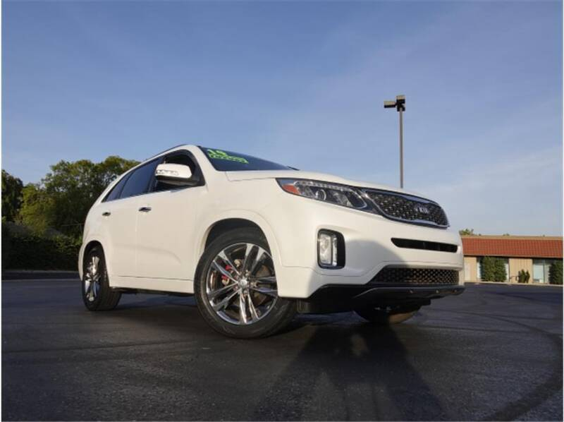 2014 Kia Sorento for sale at BAY AREA CAR SALES in San Jose CA