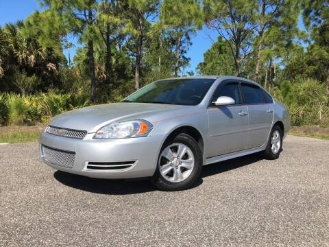 2014 Chevrolet Impala Limited for sale at VICTORY LANE AUTO SALES in Port Richey FL