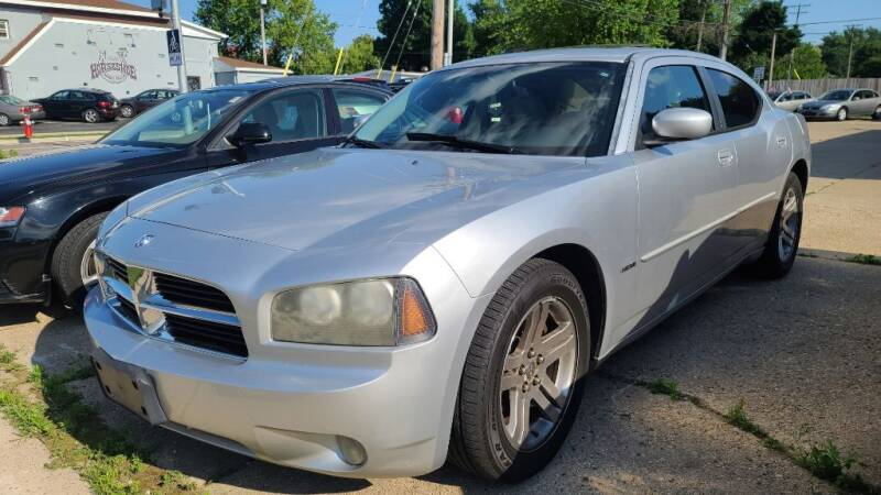 2007 Dodge Charger for sale at LOT 51 AUTO SALES in Madison WI