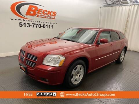 2007 Dodge Magnum for sale at Becks Auto Group in Mason OH