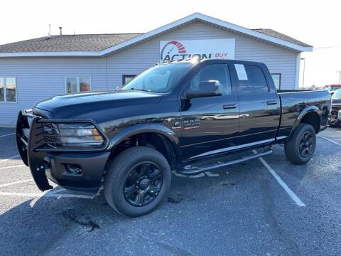 2016 RAM Ram Pickup 2500 for sale at Action Motor Sales in Gaylord MI