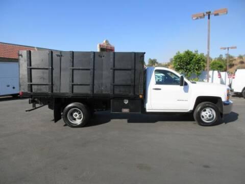 2015 Chevrolet Silverado 3500HD CC for sale at Norco Truck Center in Norco CA