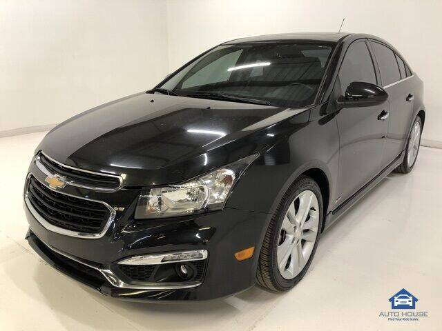 2015 Chevrolet Cruze for sale at AUTO HOUSE PHOENIX in Peoria AZ