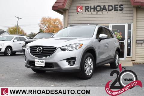2016 Mazda CX-5 for sale at Rhoades Automotive in Columbia City IN