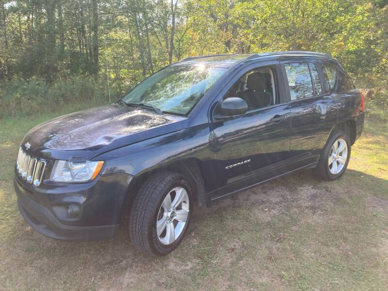 2013 Jeep Compass for sale at Expressway Auto Auction in Howard City MI