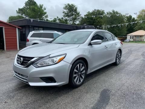 2017 Nissan Altima for sale at Dobbs Motor Company in Springdale AR