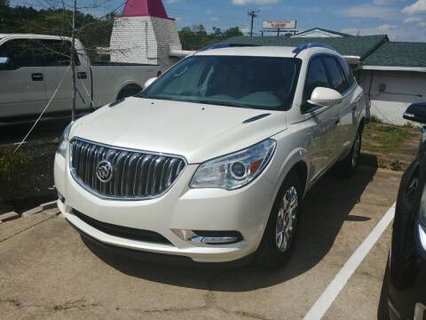 2014 Buick Enclave for sale at A & K Auto Sales in Mauldin SC