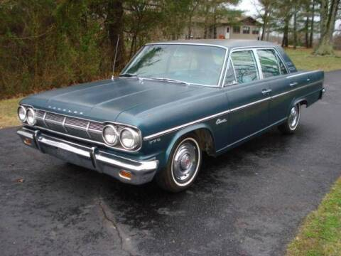 1965 AMC Ambassador for sale at Classic Car Deals in Cadillac MI
