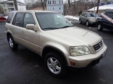 2001 Honda CR-V for sale at Yosh Motors in Newark NJ