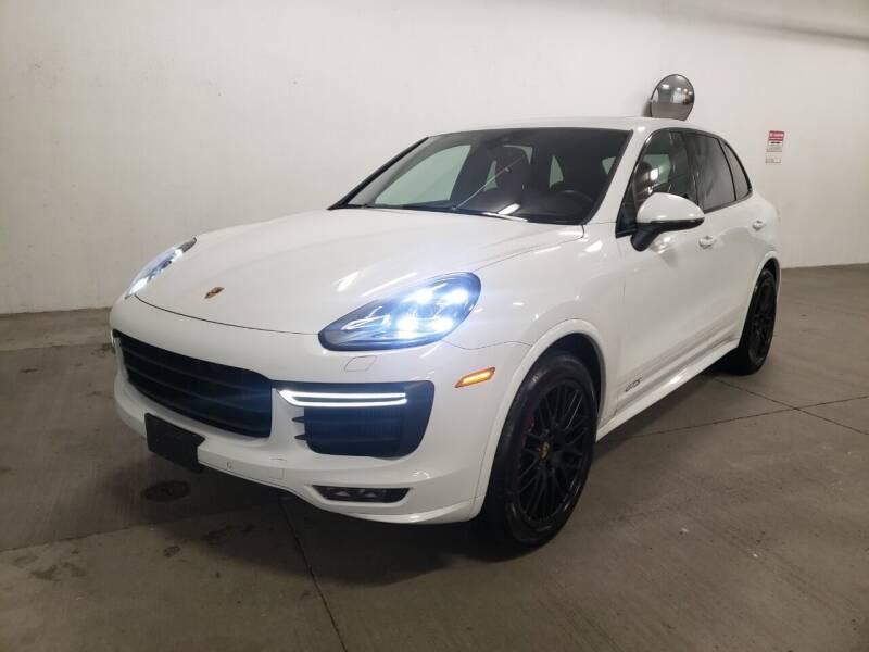 2016 Porsche Cayenne for sale at Painlessautos.com in Bellevue WA