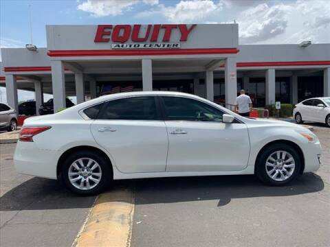 2014 Nissan Altima for sale at EQUITY AUTO CENTER in Phoenix AZ