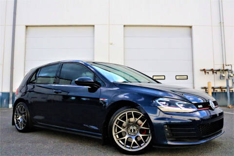 2016 Volkswagen Golf GTI for sale at Chantilly Auto Sales in Chantilly VA
