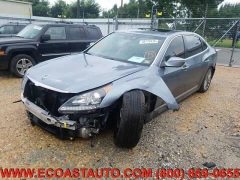2015 Hyundai Equus for sale at East Coast Auto Source Inc. in Bedford VA