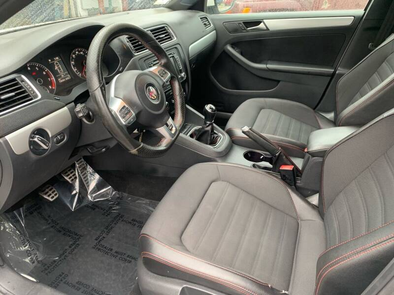 2012 Volkswagen Jetta GLI Autobahn 4dr Sedan 6M w/ Navigation - Portland ME