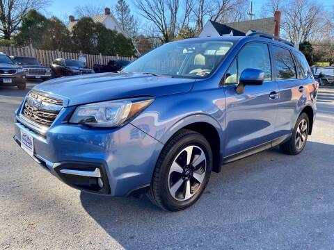 2018 Subaru Forester for sale at SETTLE'S CARS & TRUCKS in Flint Hill VA