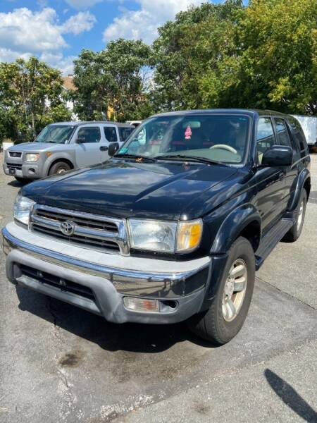 2000 Toyota 4Runner for sale at Grasso's Auto Sales in Providence RI