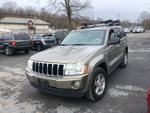 2005 Jeep Grand Cherokee for sale at Noble PreOwned Auto Sales in Martinsburg WV