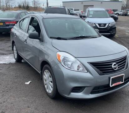 2013 Nissan Versa for sale at The Bengal Auto Sales LLC in Hamtramck MI