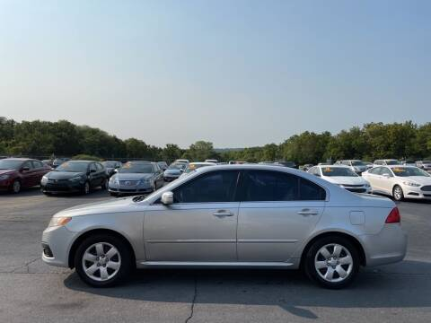 2009 Kia Optima for sale at CARS PLUS CREDIT in Independence MO