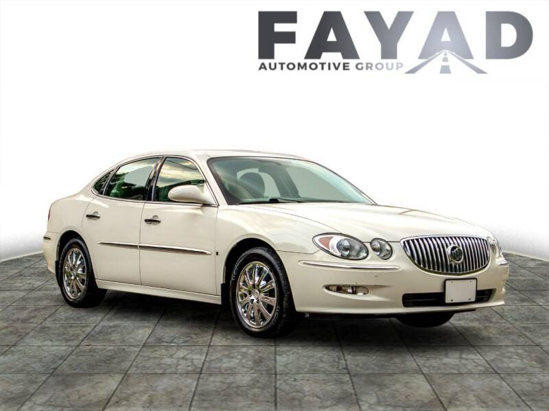 2009 Buick LaCrosse for sale at FAYAD AUTOMOTIVE GROUP in Pittsburgh PA