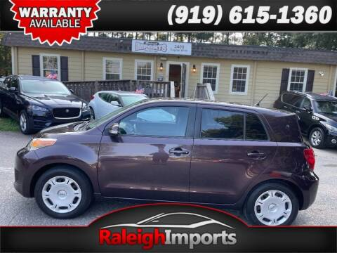 2011 Scion xD for sale at Raleigh Imports in Raleigh NC