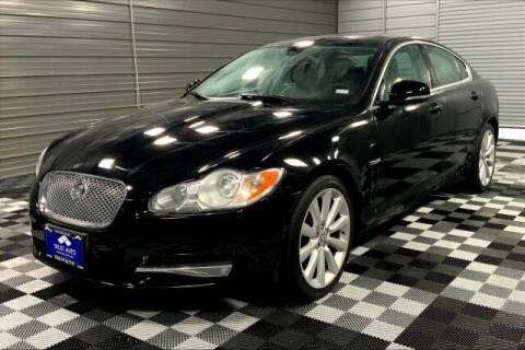 2011 Jaguar XF for sale at TRUST AUTO in Sykesville MD