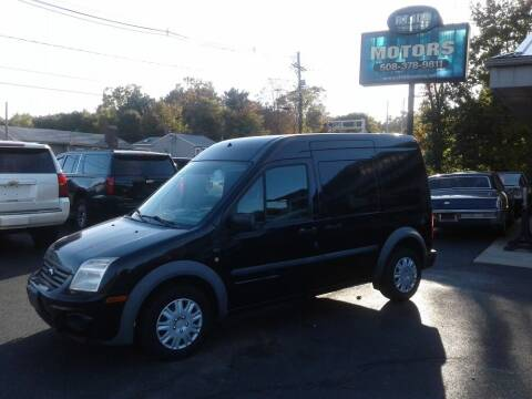 2013 Ford Transit Connect for sale at Route 106 Motors in East Bridgewater MA
