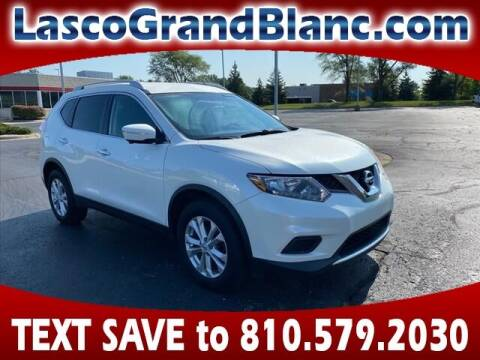 2015 Nissan Rogue for sale at Lasco of Grand Blanc in Grand Blanc MI