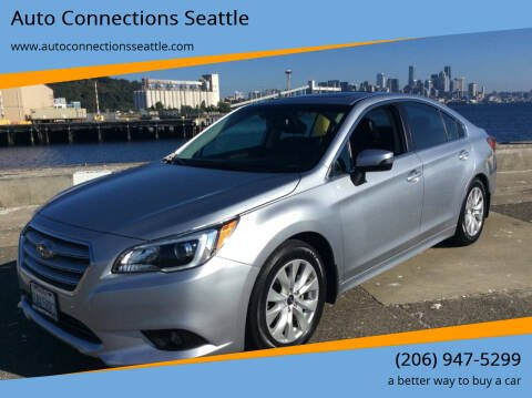 2016 Subaru Legacy for sale at Auto Connections Seattle in Seattle WA
