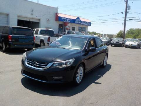 2013 Honda Accord for sale at United Auto Land in Woodbury NJ
